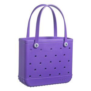 Brand New Purple Baby Bogg Small Tote